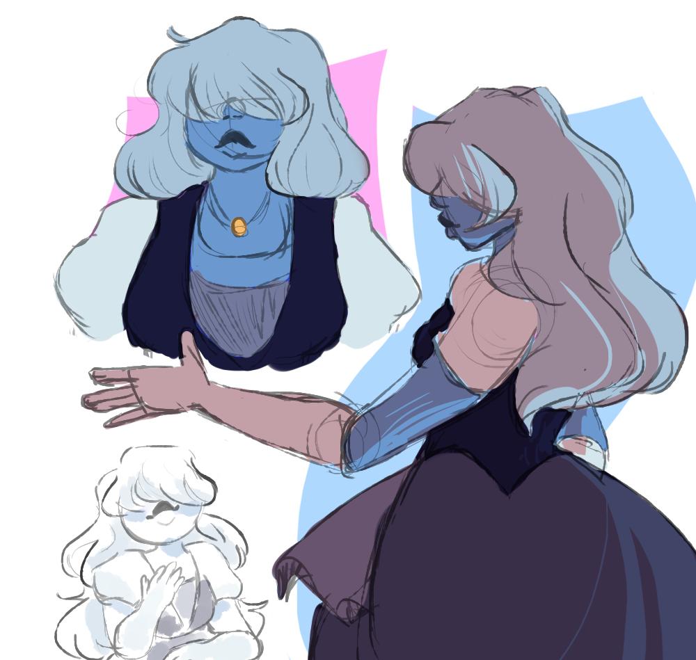 shes blue dabadeeda-