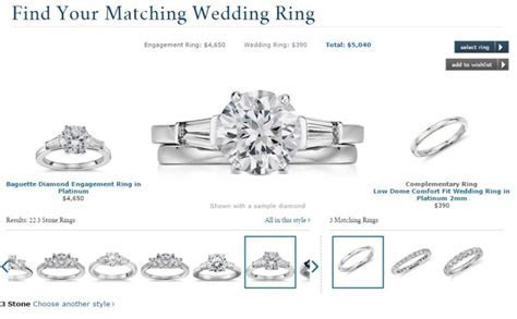 Find the Perfect Wedding Ring to Match Your Engagement Ring
