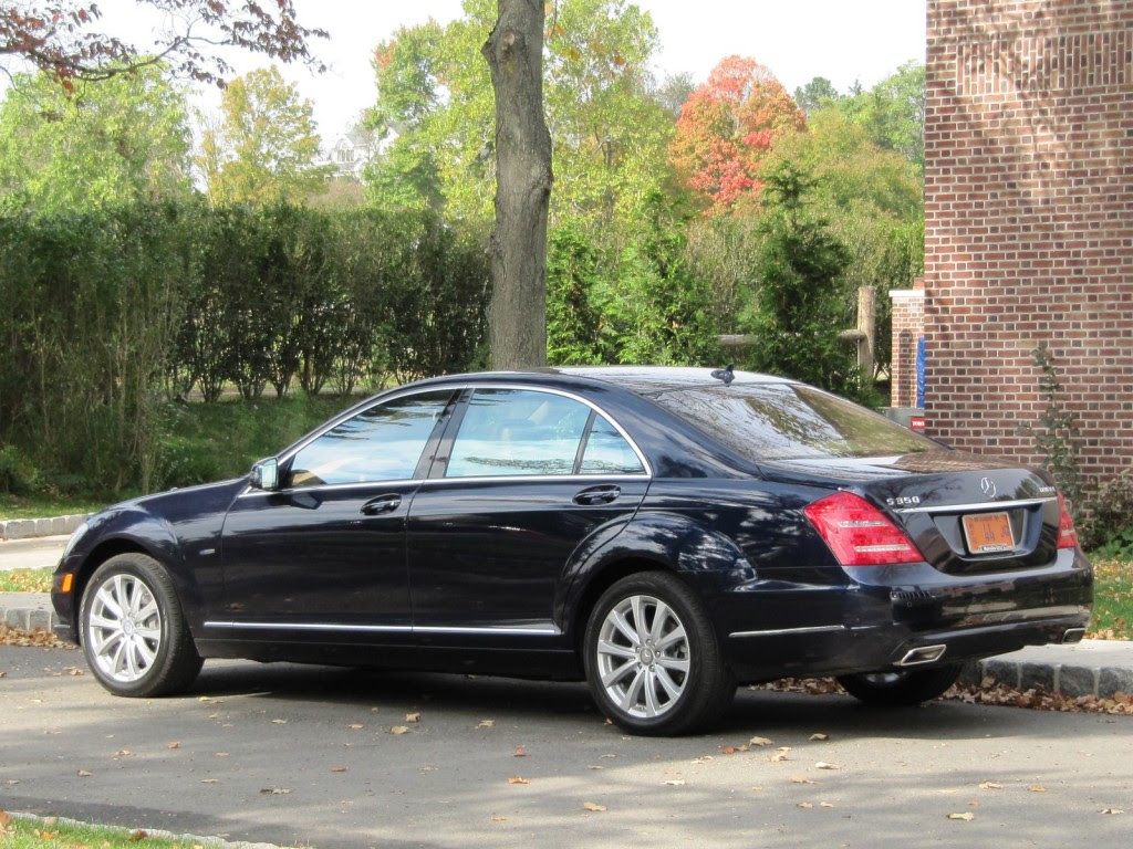 2012 Mercedes-Benz S Class Pictures/Photos Gallery - The ...