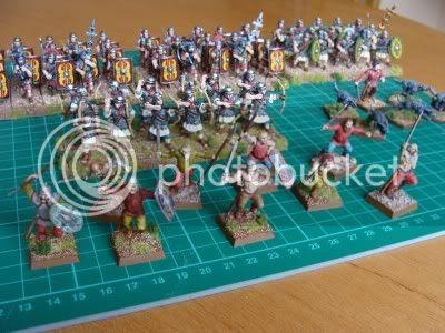 Allied Celt Skirmishers