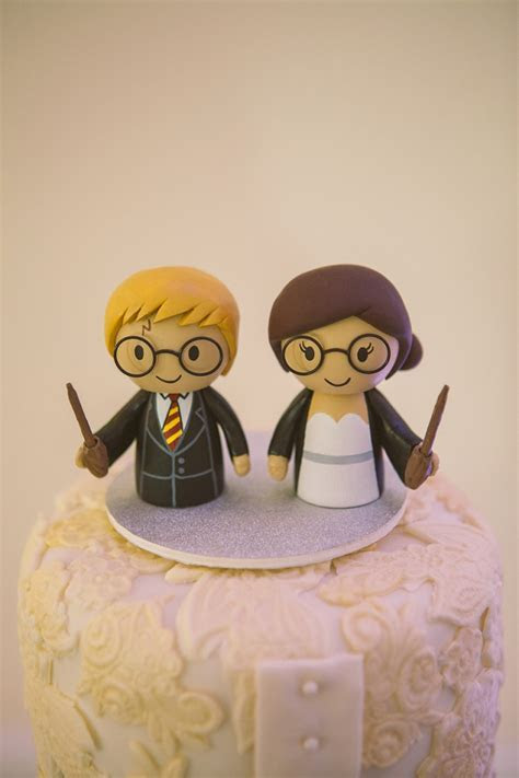 an unintentional harry potter themed wedding   uk wedding