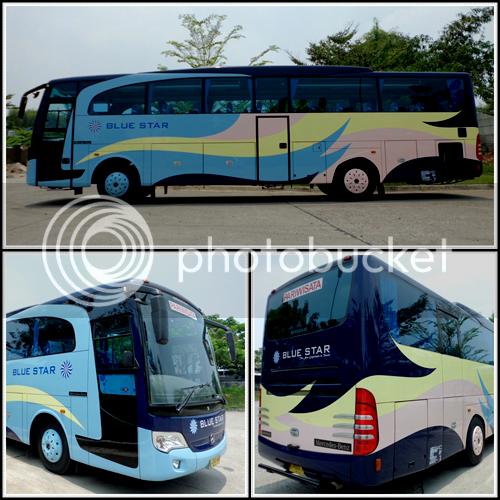 Study Tour dengan Bus Pariwisata