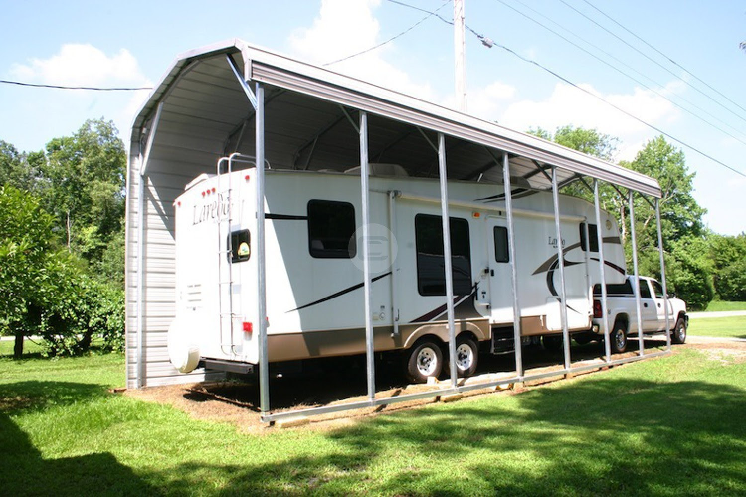 Choose the best RV Carport for your Recreational Vehicle ...
