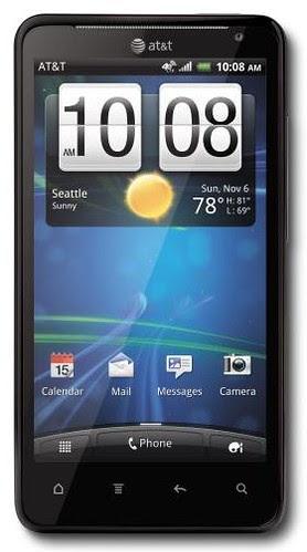 HTC Vivid AT&T