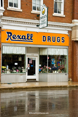 Doyle's Family Pharmacy, Toledo, Iowa