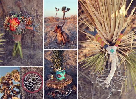 American Southwest Wedding Inspiration