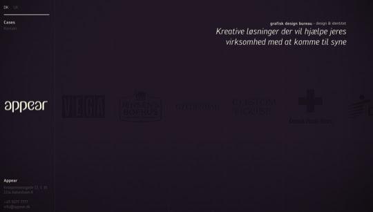 darksites36 50 Diseños web oscuros para inspirarte