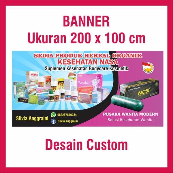 Desain Banner Nasa - desain spanduk keren