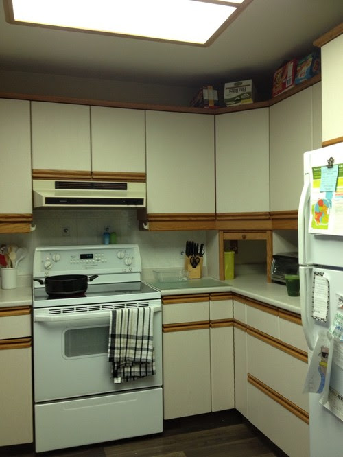 Kitchen dilemma