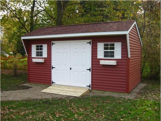 Amish Built Sheds Erie Pa Creative Shed Plans