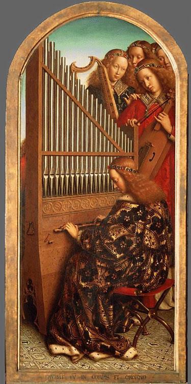 Ghent_altarpiece_angel_musi