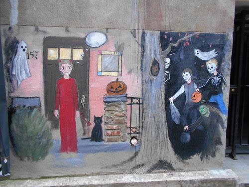 halloween themed