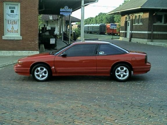 HerbThomas 1996 Oldsmobile Cutlass Supreme Specs, Photos ...