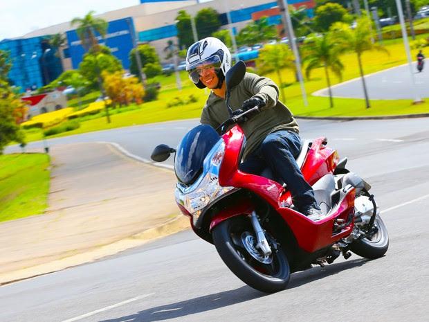 Honda PCX 150 (Foto: Divulgação)