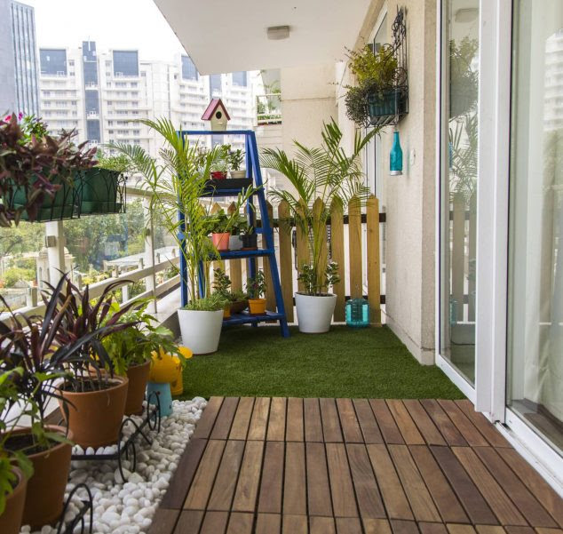 5937 ferah ve kullanisli 634x601 15 Smart Balcony Garden Ideas That are Awesome
