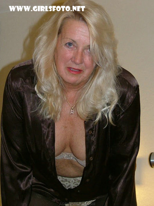 Пожилые блондинки