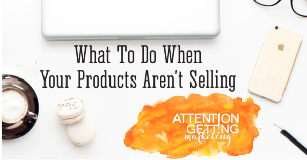 what to do when products aren