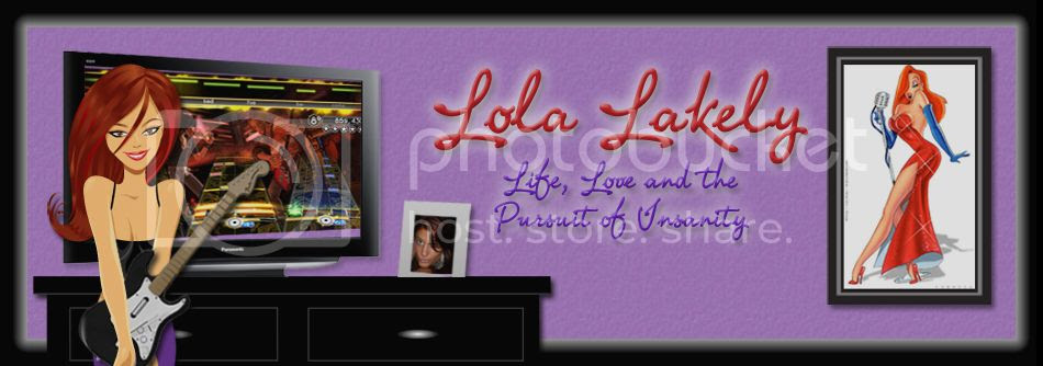 Lola Lakely: Life, Love, & the Pursuit of Insanity