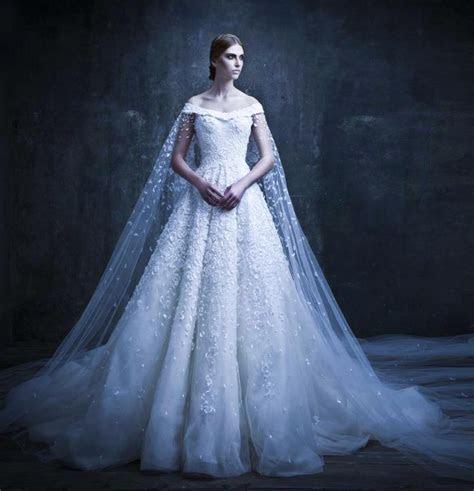 Michael Cinco Wedding Dresses 2014   MODwedding