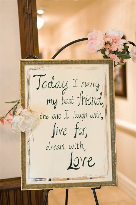 Today I Marry My Best Friend, The One I Laugh With, Live