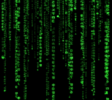The Matrix - Photo by Jamie Zawinski