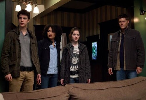 "Recap/review of Supernatural 8x18 ""Freaks and Geeks"" by freshfromthe.com"