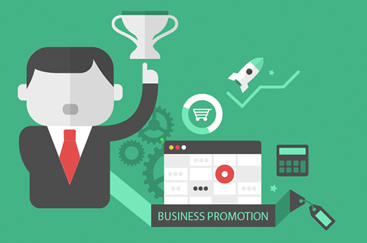 promote product or service