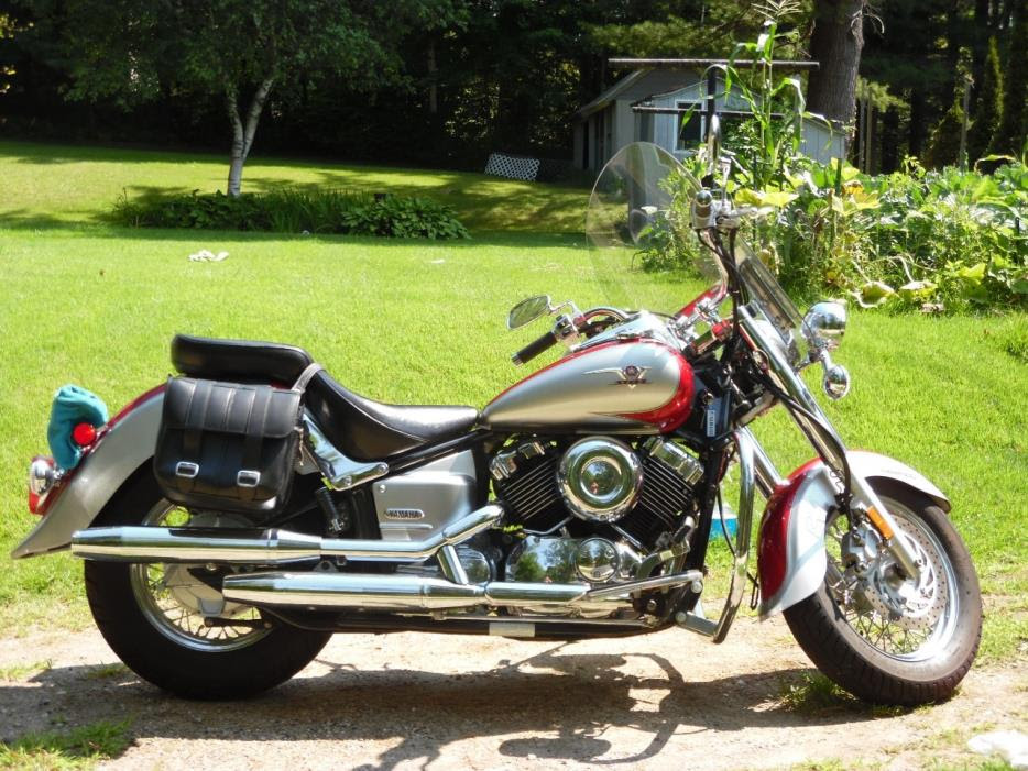 Yamaha V Star 650 Motorcycles For Sale In Massachusetts