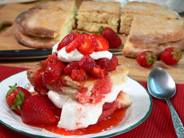 1928 Strawberry Shortcake Recipe Taste Of Southern