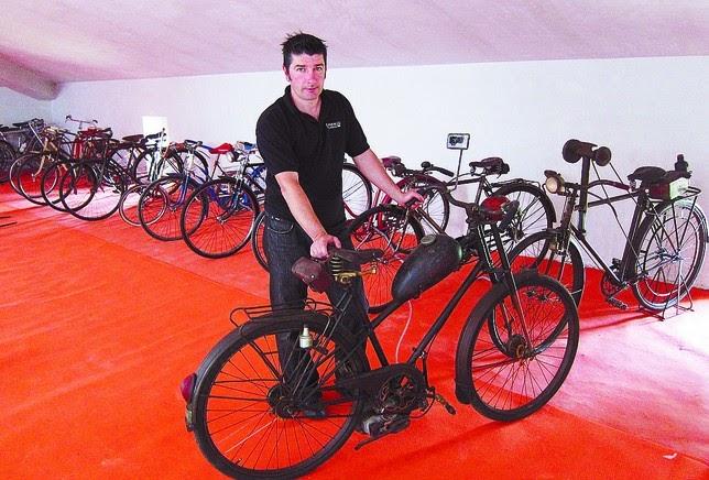 Bizikleta zaharrak bicicletas antiguas nueva entrevista for Bicicletas antiguas nuevas