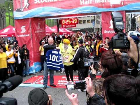 Estímulo para correr minha primeira maratona