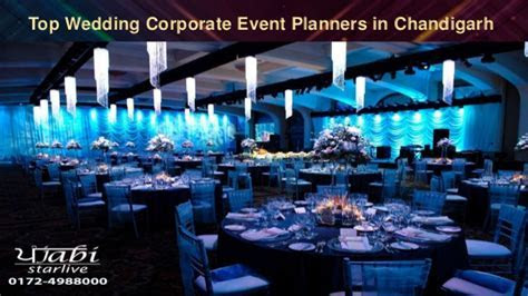 Top wedding corporate event planners in chandigarh