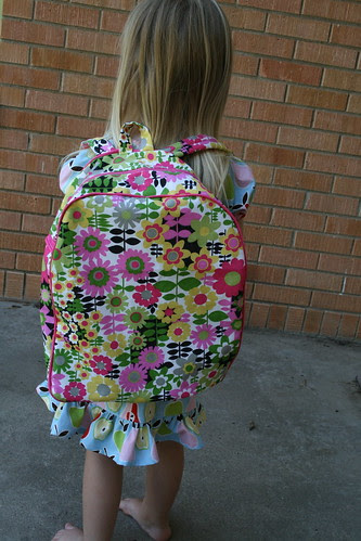 Backpack front