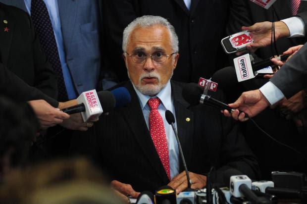 Presidente do STF determina que José Genoino volte para o Presídio da Papuda Antonio Araújo/Divulgação