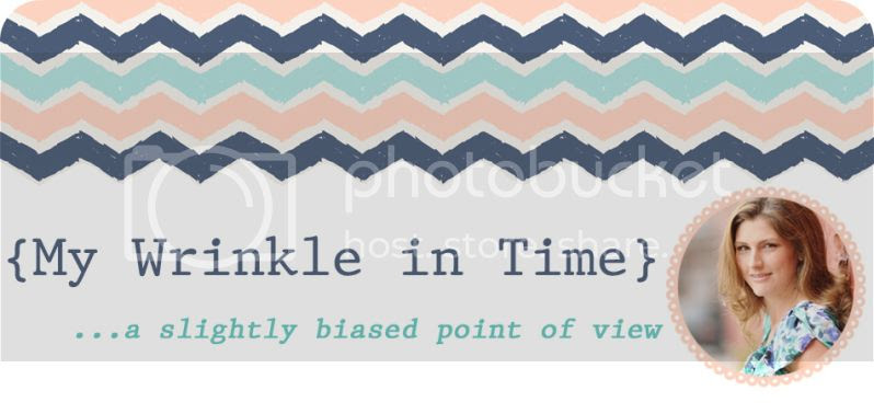 My Wrinkle in Time