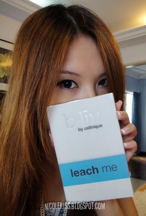 leach me mask