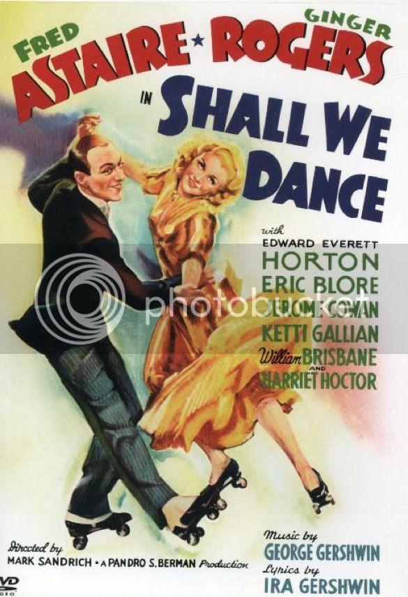 Shall We Dance poster (1937)