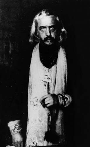 Archimandrite Seraphim (Batiukov) 1880-1942.
