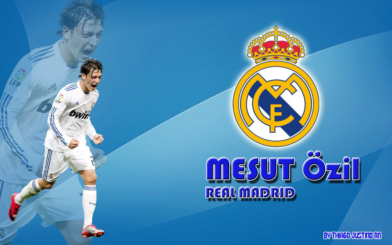 Ozil Real Madrid Wallpaper