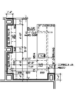 Bar Design Blueprints Lewisburg District Umc