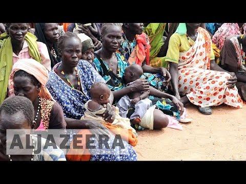 1 Juta Orang Sudan Selatan Diambang Kelaparan