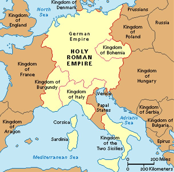 Image result for Holy Roman Empire