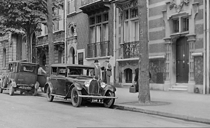 Imcdb Org 1927 Bugatti Type 44 In Signe Arsene Lupin 1959