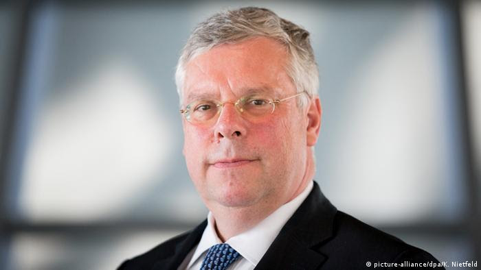 Deutschland Jürgen Hardt CDU (picture-alliance/dpa/K. Nietfeld)