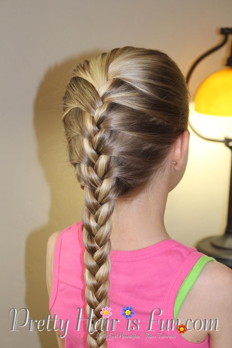 Pretty Hair Is Fun Girls Hairstyle Tutorials Pretty Hair Is
