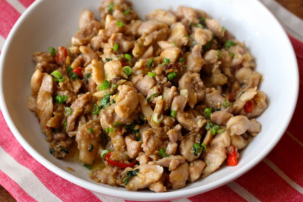Chinese Indian Chicken Manchurian | Wok Wednesdays