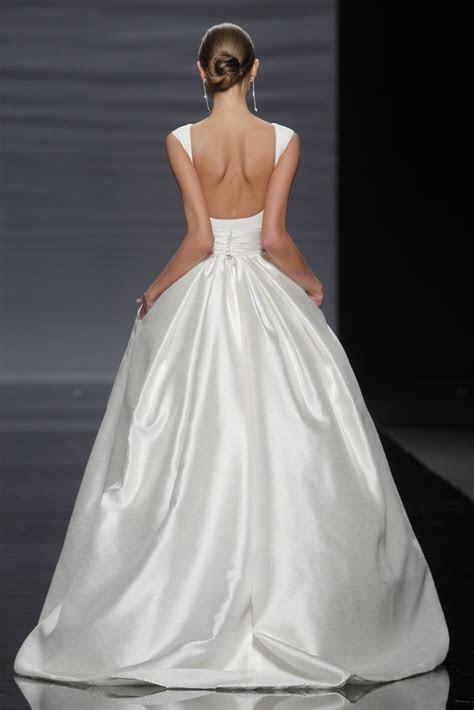 First Look at Rosa Clara 2014 Wedding Dresses   OneWed
