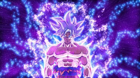 Dragon Ball Super Goku Ultra Instinct 4K Wallpapers   HD