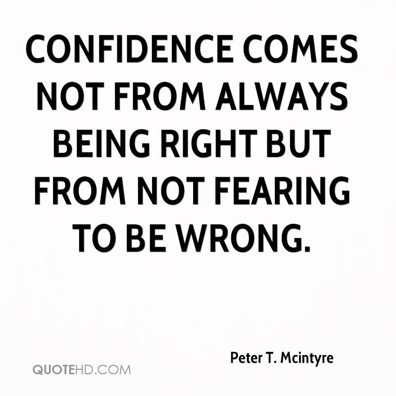 Peter T Mcintyre Quotes Quotehd