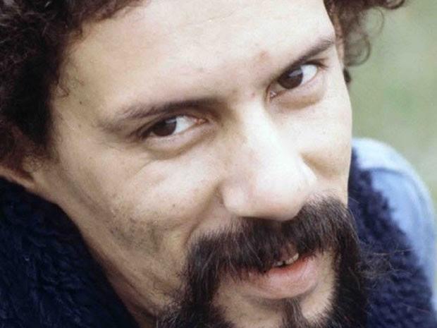 O cantor e compositor Gonzaguinha (Foto: Divulgação)